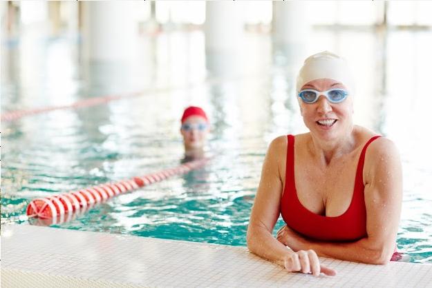 Zwemmen gezond fysiotherapie Geertruidenberg